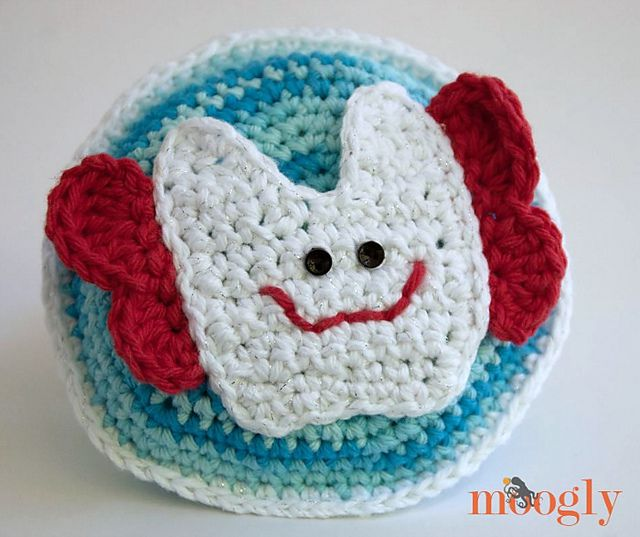Tooth Fairy Pillow Free Pattern