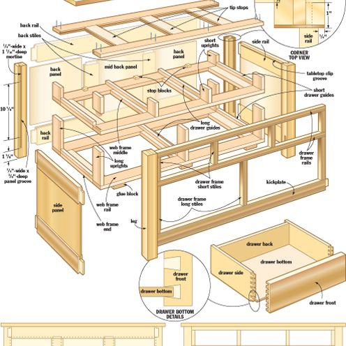 Mission Coffee Table Plans.21 Free Diy Coffee Table Plans You Can Build Today