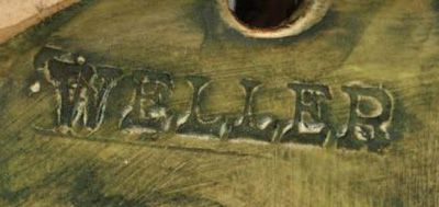 Weller Incised Mark