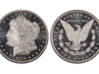 What Is A Dmpl Morgan Dollar