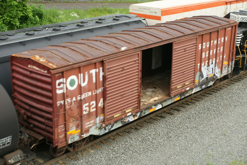 modeling boxcars a common freight car. Black Bedroom Furniture Sets. Home Design Ideas
