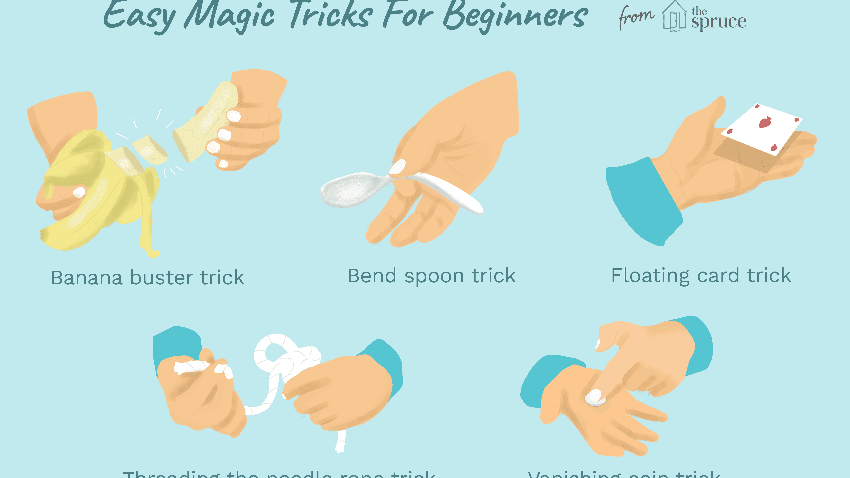 The Levitation Trick Amazing Magic Tricks Anyone Can Do