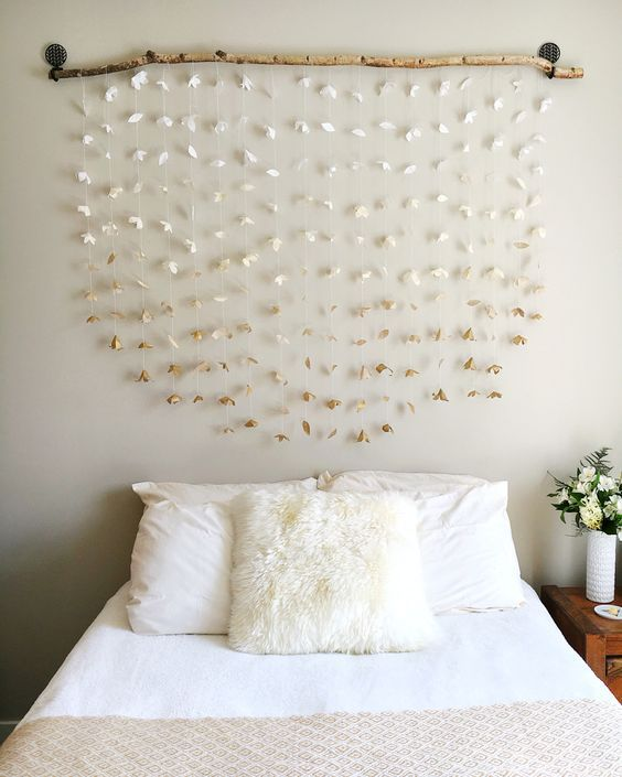 24 DIYs to Update Your Bedroom