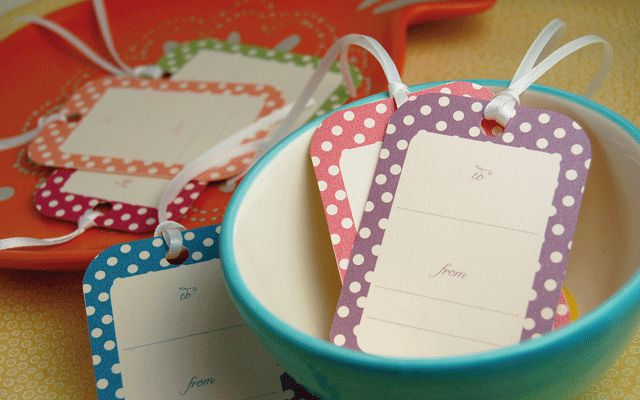 11 sets of free all occasion gift tags