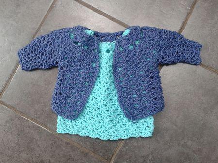 60 Precious Crochet Newborn Dress Patterns Classy Crochet Baby Dress Pattern