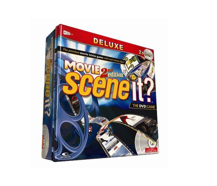 Scene it DVD game