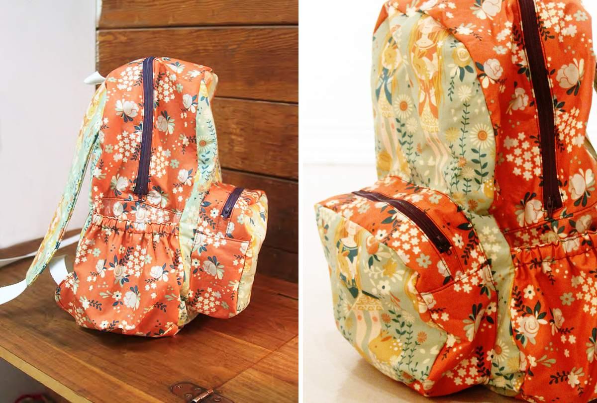 Backpack to School Bag