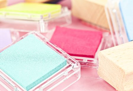 Rubber Stamping Ink Pads