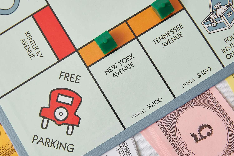 Monopoly New York Avenue