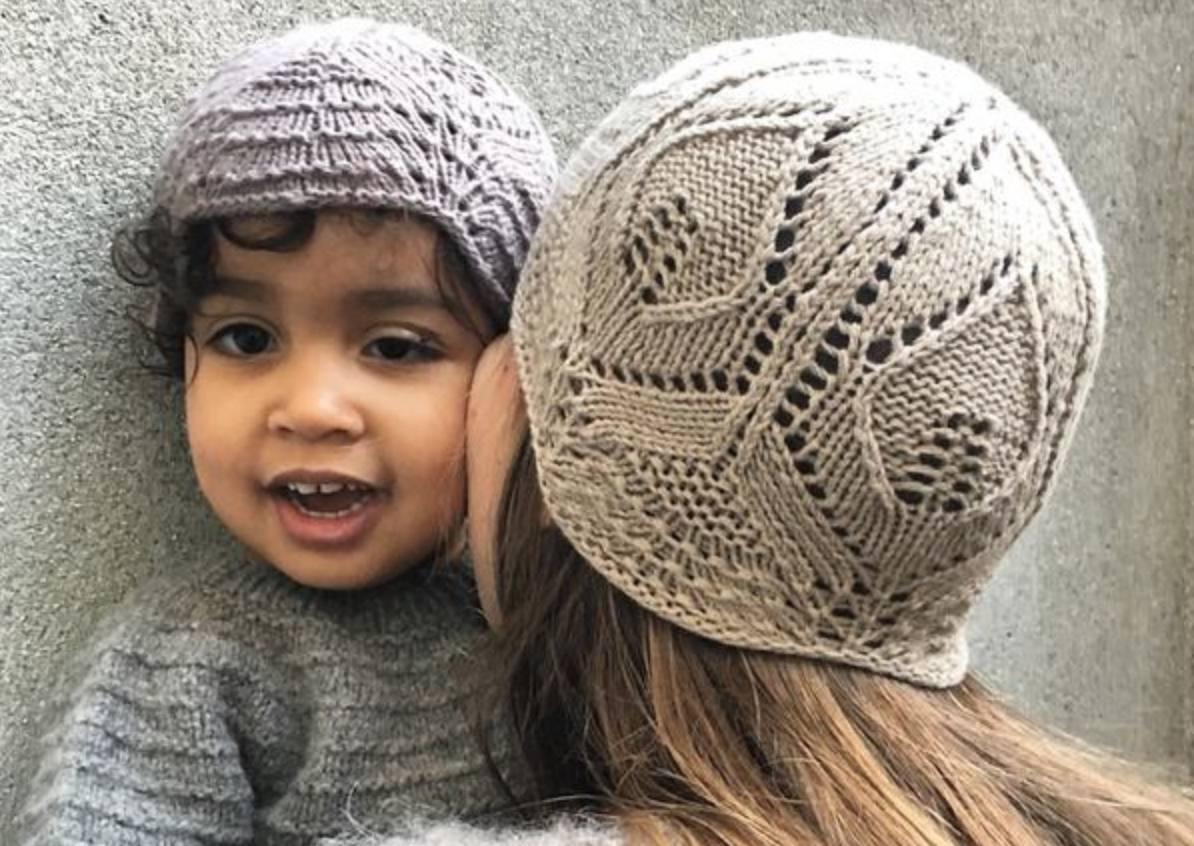 Blondebeanie Knitting Pattern