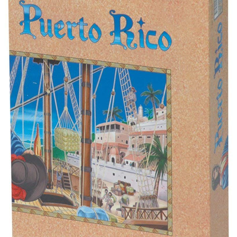 Puerto Rico board game
