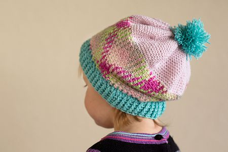 6a31539d498 15 Adorable Baby Hat Crochet Patterns