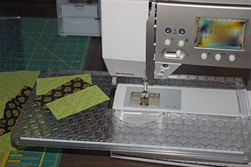 How to Sew a Quilting Seam Allowance