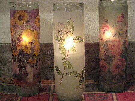 How to Make Decorative Prayer or Devotional Candles