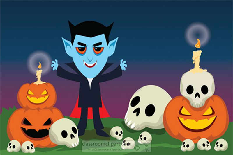 Free Halloween Clip Art For All Of Your Projects
