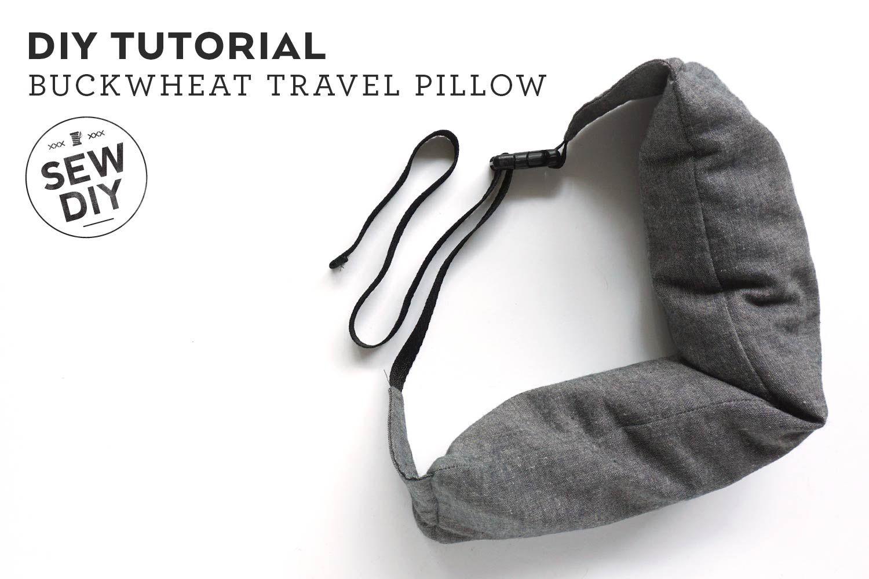 DIY Neck Pillow