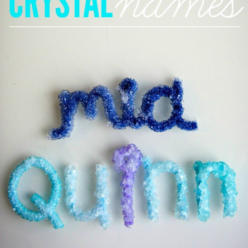 crystal names
