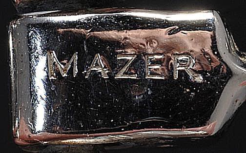 Mazer jewelry mark