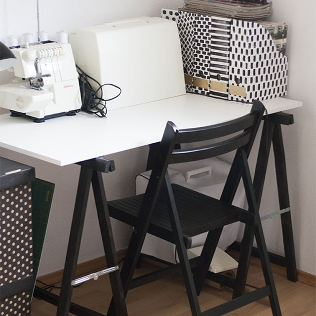 Free Diy Sewing Table Plans