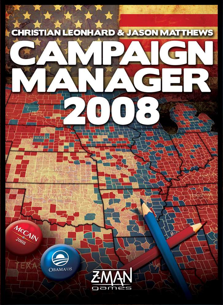 Campaign Manager board game