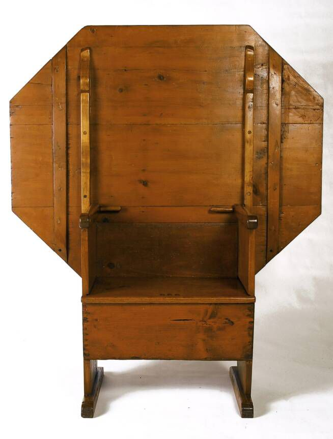 Hutch table, ca. 1780-1800
