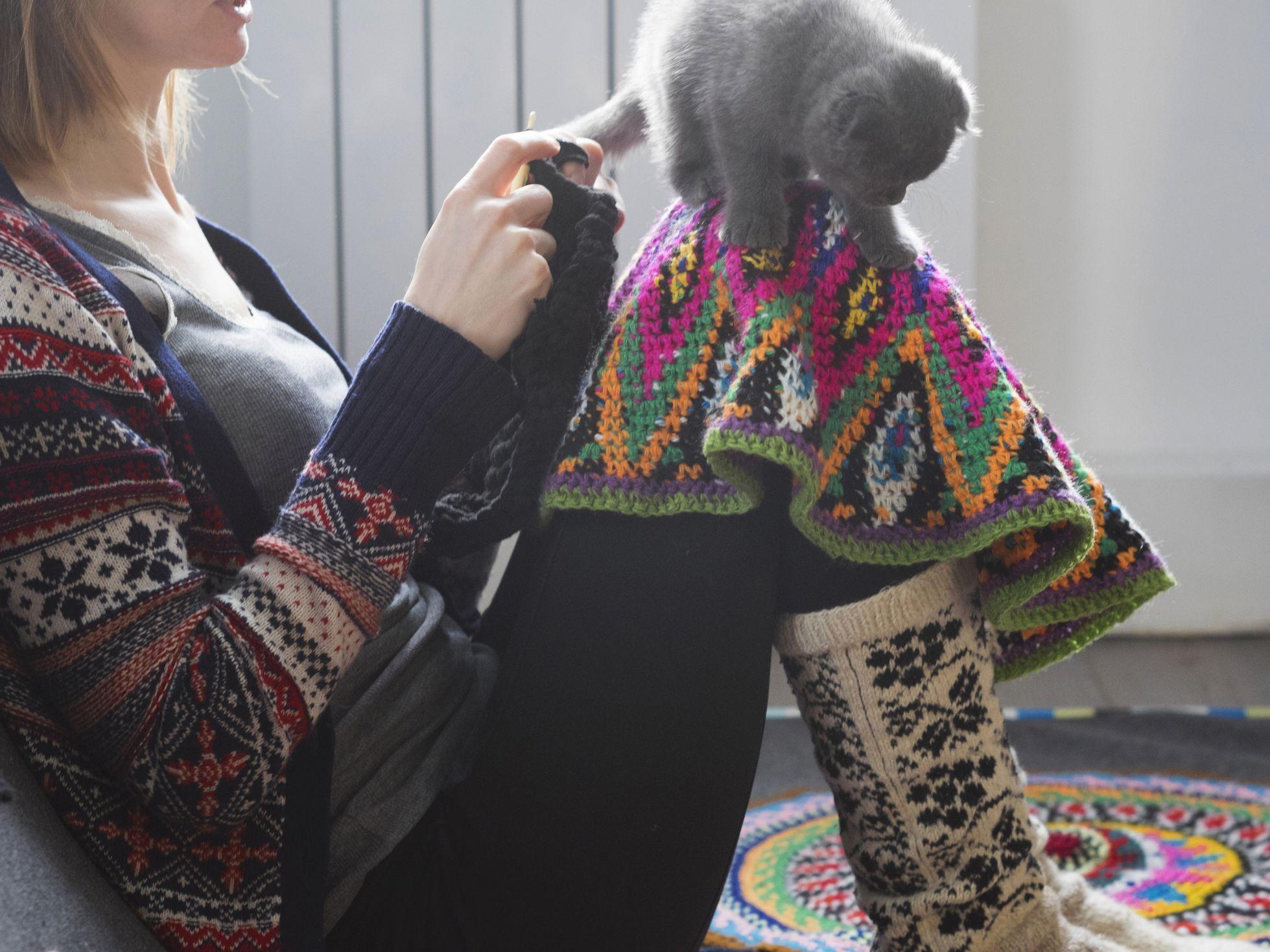 10 Free Tapestry Crochet Patterns