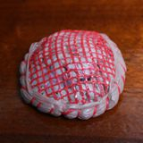 Picture of a Plarn Dish Scrubbie