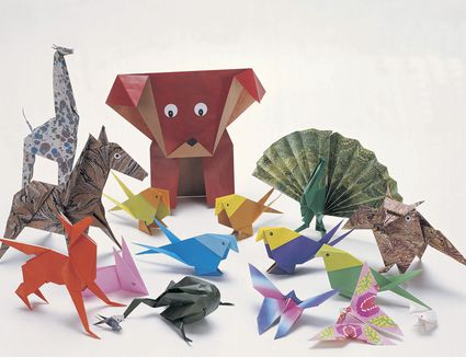 Tips To Help You Learn How Fold Origami Models