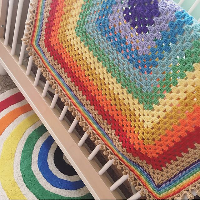 Free Rainbow Patterns to Crochet