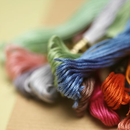 Learn The Uses For Embroidery Floss