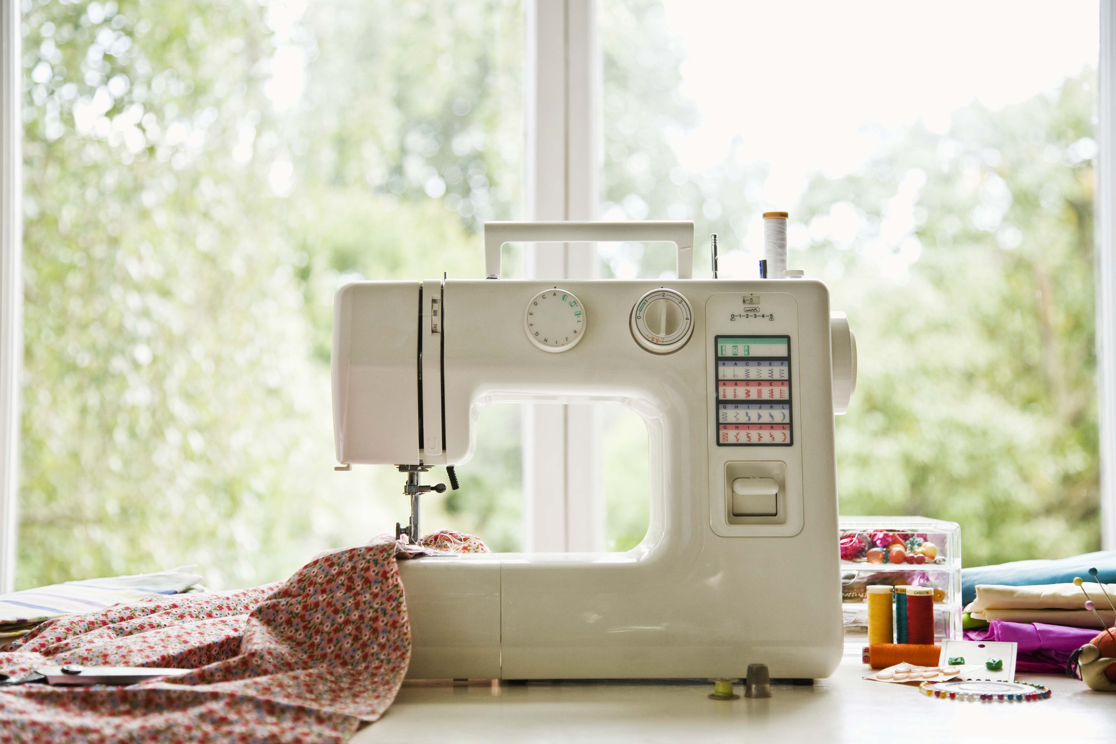 Adjusting Tension Disks On A Sewing Machine Singer Printable Threading Guide Easy Crafts
