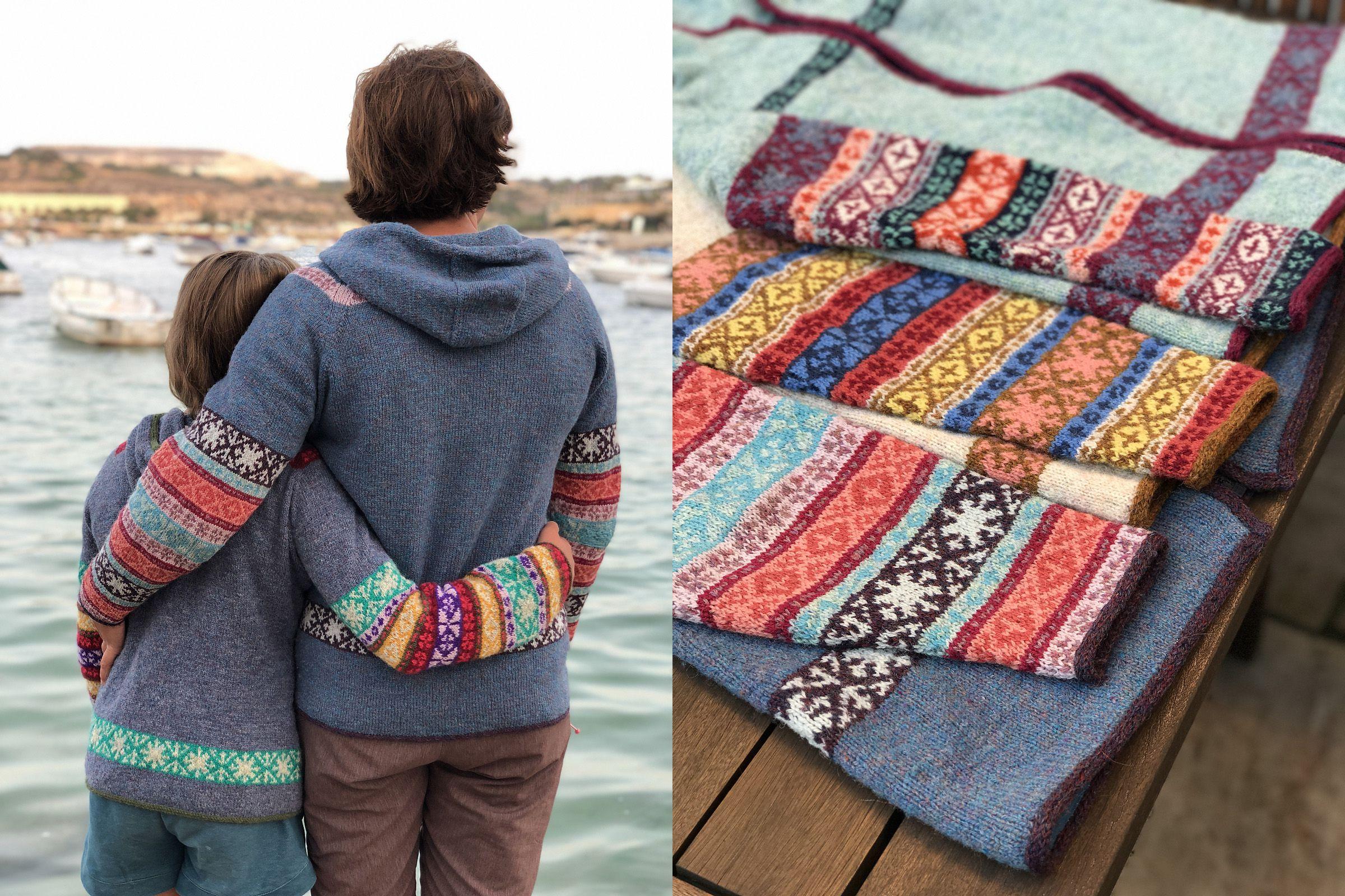 Cardigan Dagi Knitting Pattern