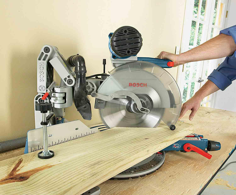 Bosch GCM12SD Sliding Miter Saw Review