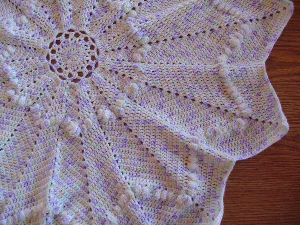 Ripple Crochet Afghan Patterns for Free