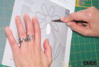 How to cut your own stencils
