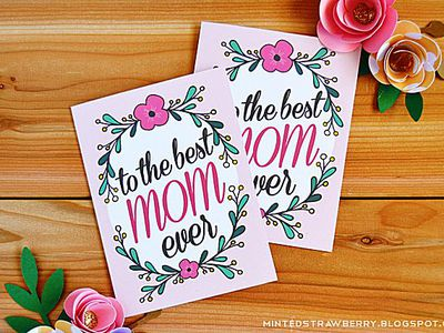 Free Printable Mothers Day Cards Shell Love