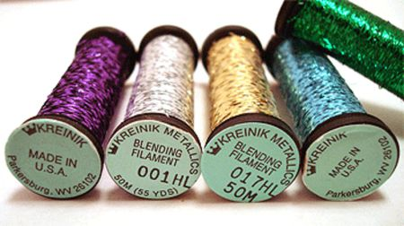 Tips for using filament floss in your cross stitch project