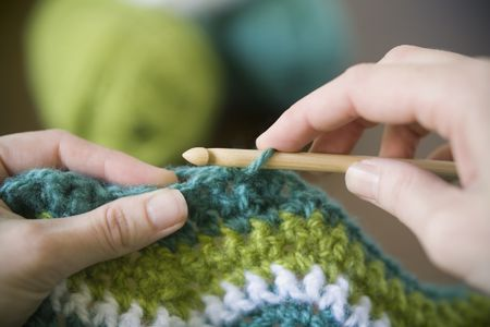 What Is An Easy Crochet Pattern