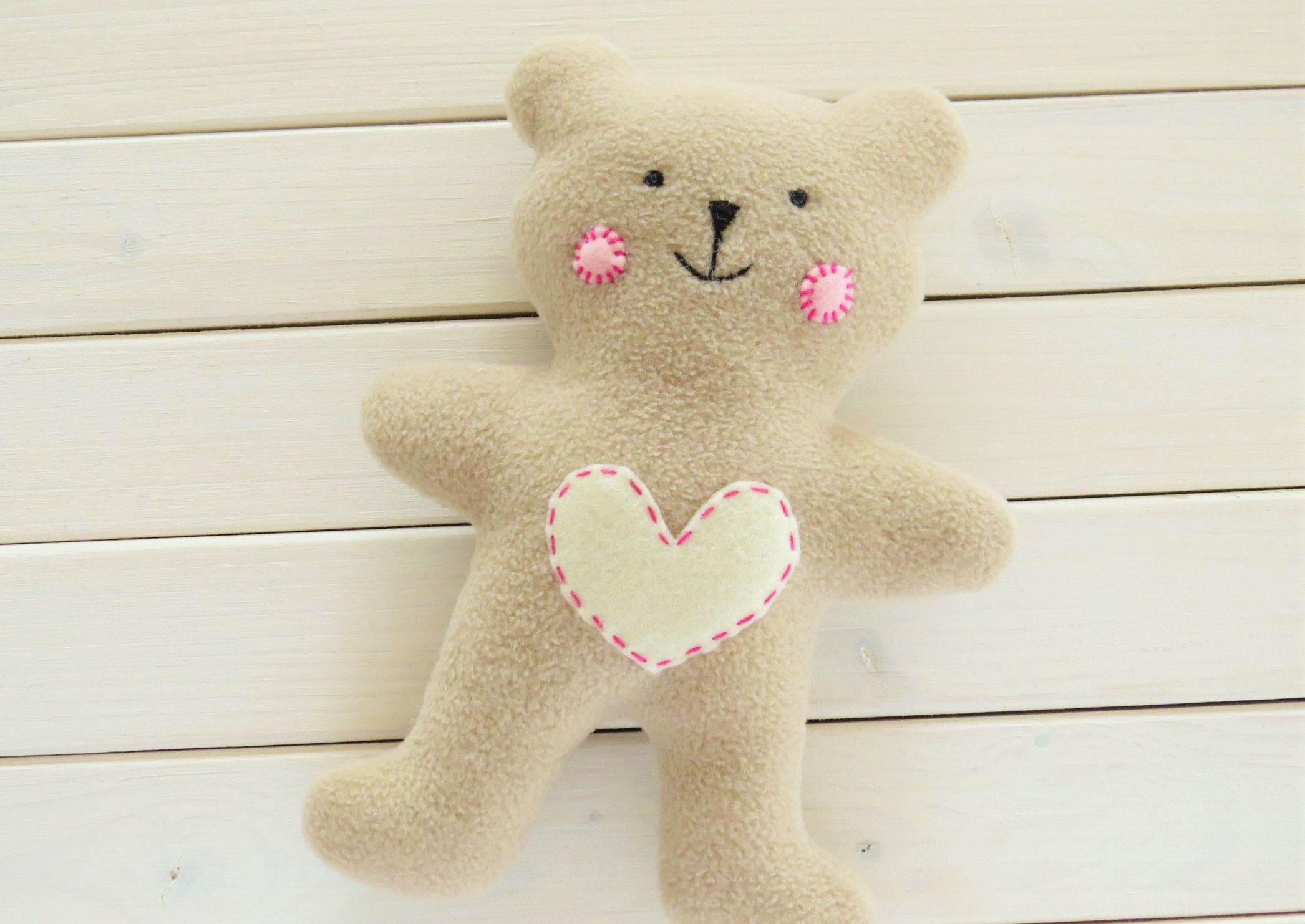 10 Adorable Teddy Bear Sewing Patterns