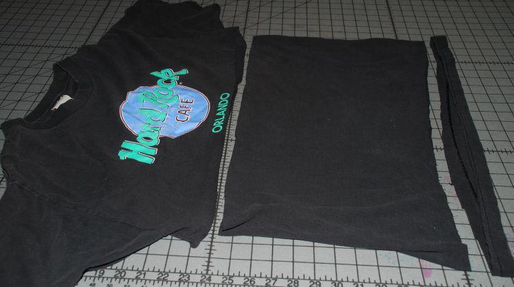 Starting T-shirt yarn