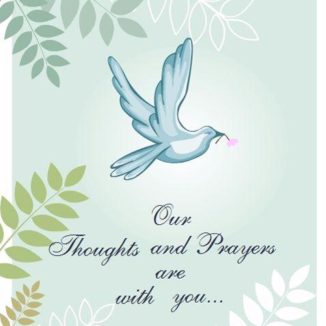 11 Free, Printable Condolence and Sympathy Cards