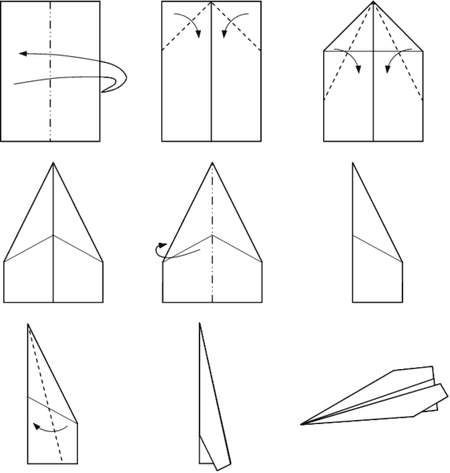 Pleasing How To Make A Classic Dart Paper Airplane Wiring Digital Resources Kookcompassionincorg