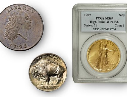 Investment Quality Rare Coins.