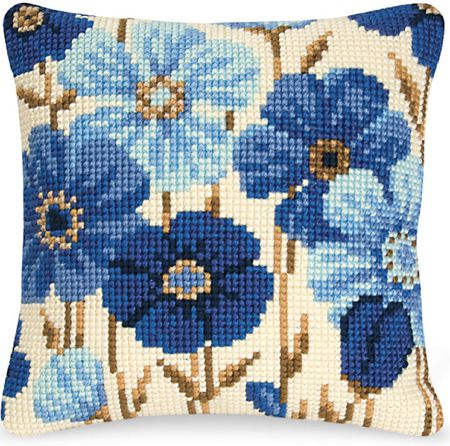 Popular Floral Needlepoint Patterns For Spring Interesting Needlepoint Patterns