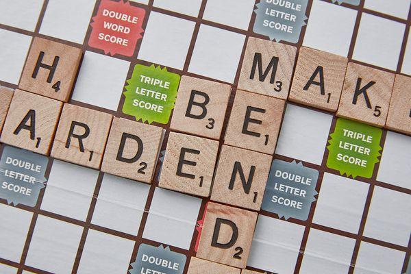Scrabble two letter words