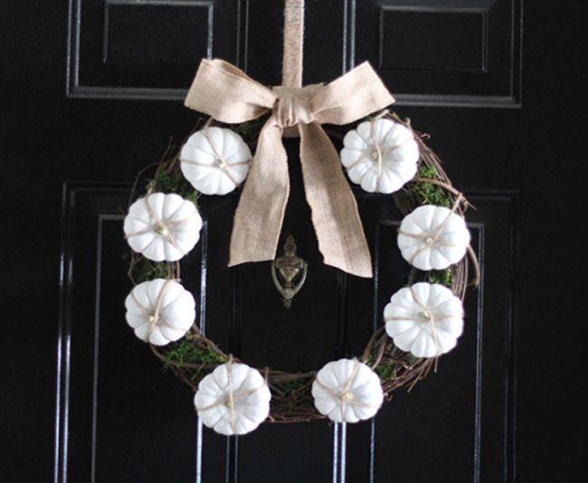 15 Diy Halloween Wreath Ideas