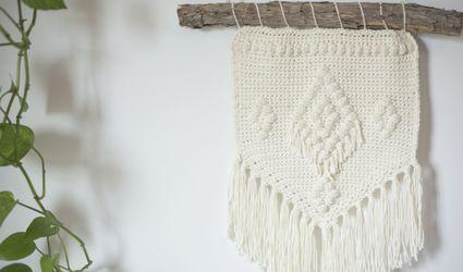 Bohemian Wall Hanging Crochet Pattern