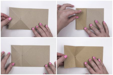 Origami Jumping Frog Tutorial