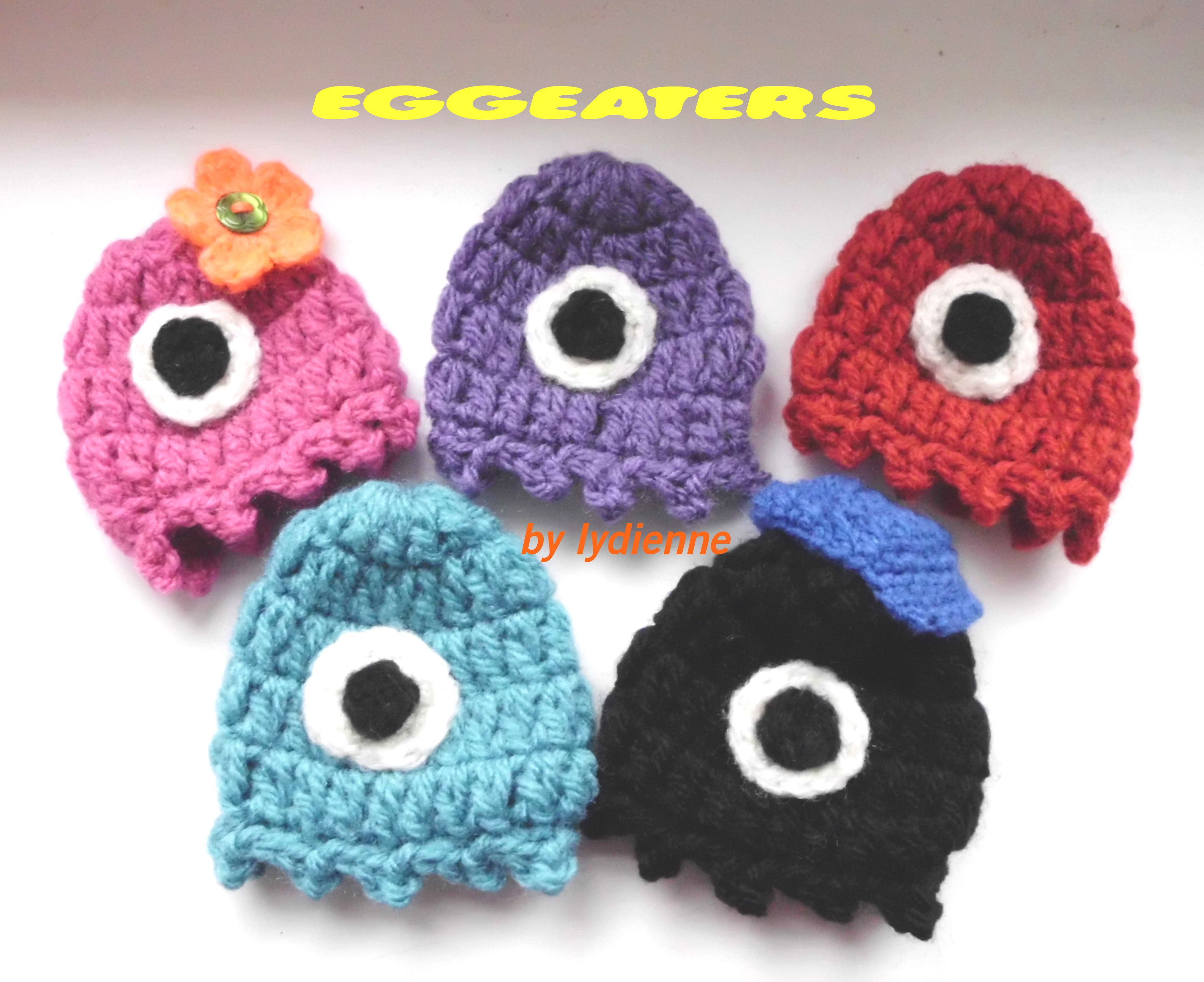 Easter Egg Cozies You Can Crochet