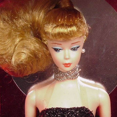 Solo in the Spotlight Barbie in Box 1994